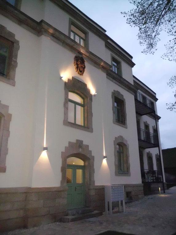Fabricestraße 10 in Dresden – Sanierung der Immobilie vorher / nachher