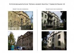Denkmalsanierung Fabricestr. 10 in Dresden