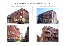 Sanierung Trachenberger Straße 24