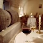 © Weinbauverband Sachsen e.V. / Foto: Villa Sorgenfrei, mediaserver.dresden.de, Ambiente beim Wein